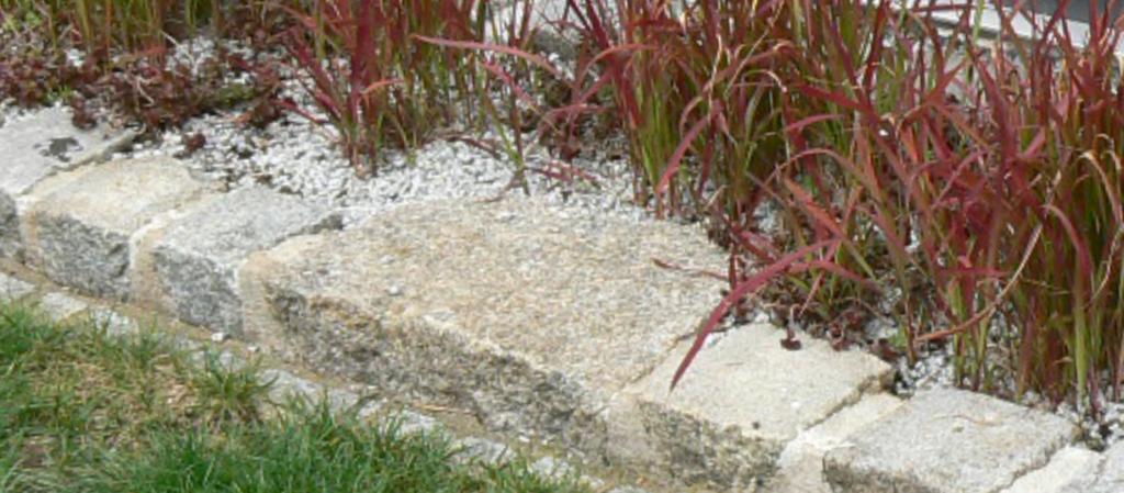Epoxidharzverfugung Garten